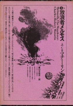 画像1: 【放浪者メルモス 世界幻想文学大系5A・B 上・下全2冊揃】C・R・マチューリン