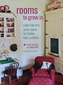 画像1: 【Rooms to grow in 〜 Little Folk Art's great rooms for babies, kids, and teens】