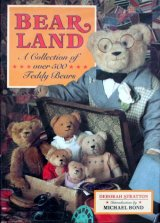 【BEAR LAND〜A Collection of over 500 Teddy Bears】