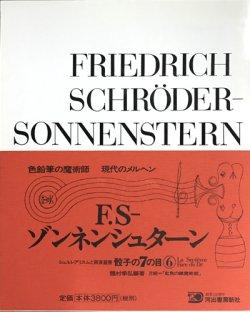 画像1: 【F.S-ゾンネンシュターン 骰子の7の目 シュルレアリスムと画家叢書6】増補新版