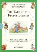 【THE TALE OF THE FLOPSY BUNNIES】  Beatrix Potter(F.WARNE&CO 千趣会版)