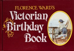 画像1: 【Victorian Birthday Book】 Florence Ward