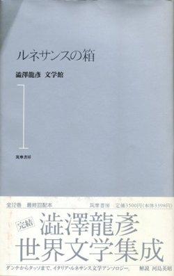 画像1: 【ルネサンスの箱 澁澤龍彦文学館1】
