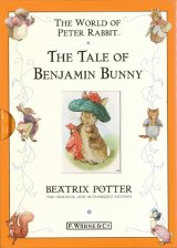 【THE TALE OF BENJAMIN BUNNY】  Beatrix Potter(F.WARNE&CO 千趣会版)